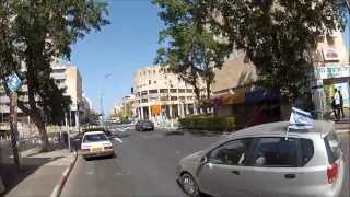 Tour De Haifa - Round 3 - old parts of the city