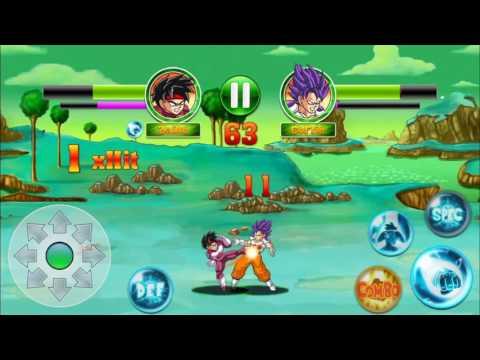 Super Saiyan Dragon Z Warriors - Android Games
