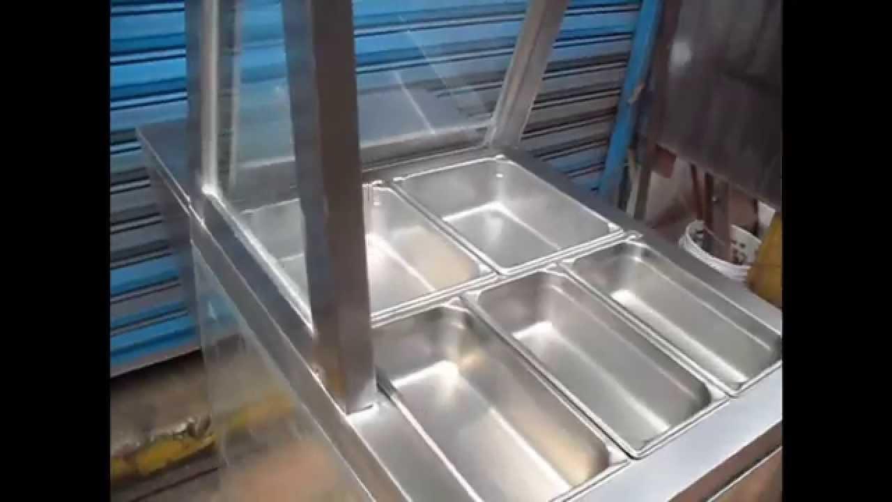 Bufetera ba o maria pedido especial grupo halley for Bano maria industrial