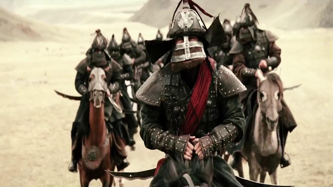 Cengizhan Savaş Sahnesi Full HD 1080P