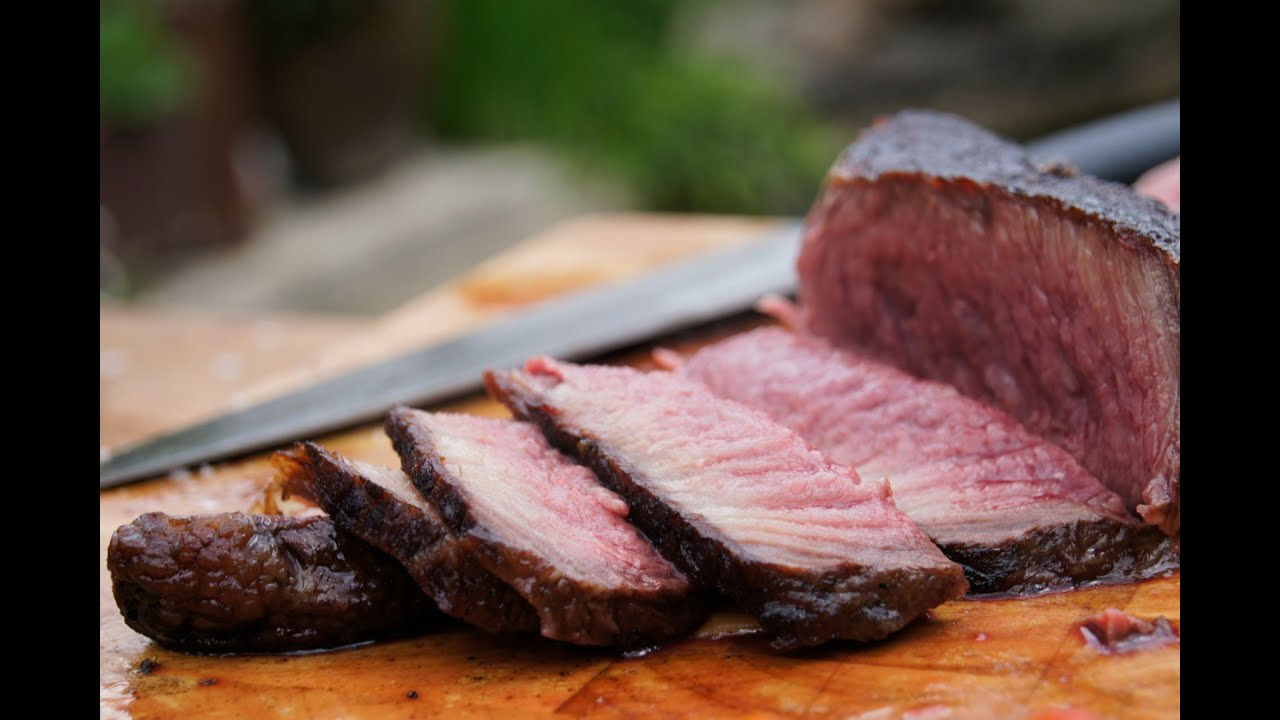 41c46c21d775 How to Grill a Wagyu Steak using a salt plank - barbecue recipe - Pitmaster  X