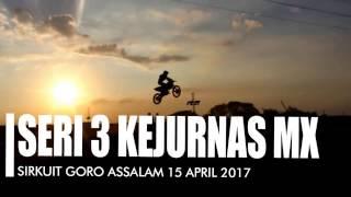 Seri 3 Kejurnas Motocross Solo 2017
