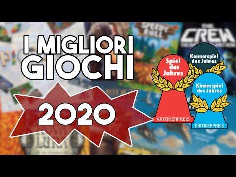 Spiel Des Jahres 2020: Tutti i Vincitori!