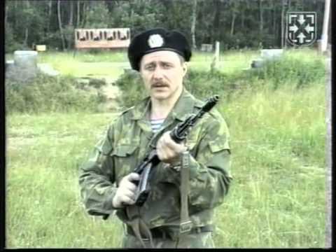 Стрельба из пистолета Макарова. смотреть онлайн видео от