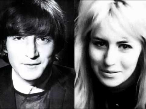 John & Cynthia Lennon - Woman