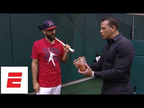 [FULL] Matt Carpenter talks to Alex Rodriguez about his season with the Cardinals | ESPN