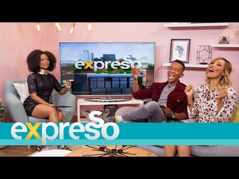 VUZU.TV: V Entertainment - Dineo, Minnie Chat from YouTube · Duration:  5 minutes 56 seconds