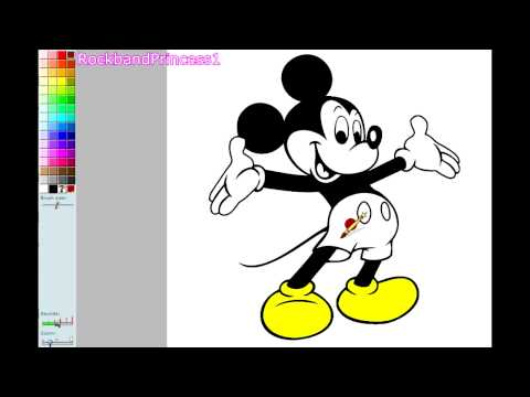 Mickey Mouse Clubhouse Online Coloring