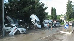 Inondations Draguignan