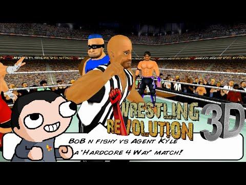 BoB Plays Wrestling Revolution 3D - Season 3 - Episode 3