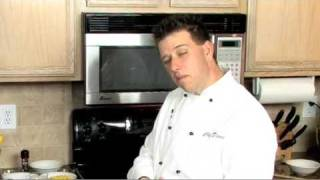 Vegetarian Recipes Take Center Stage With Chef Dave Part 3