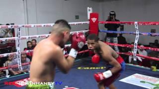 Devin Haney 3rd Pro Fight - Devin Haney vs Jorge Sillas - RealDevinHaneyTV Episode 4