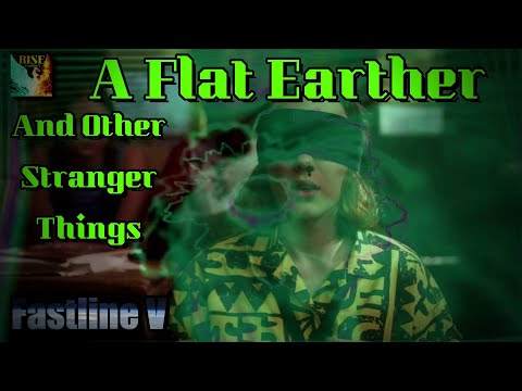 A Flat Earther And Other Stranger Things (Feat Millie Bobby Brown) - By Fastline V | TRUTH MUSIC thumbnail
