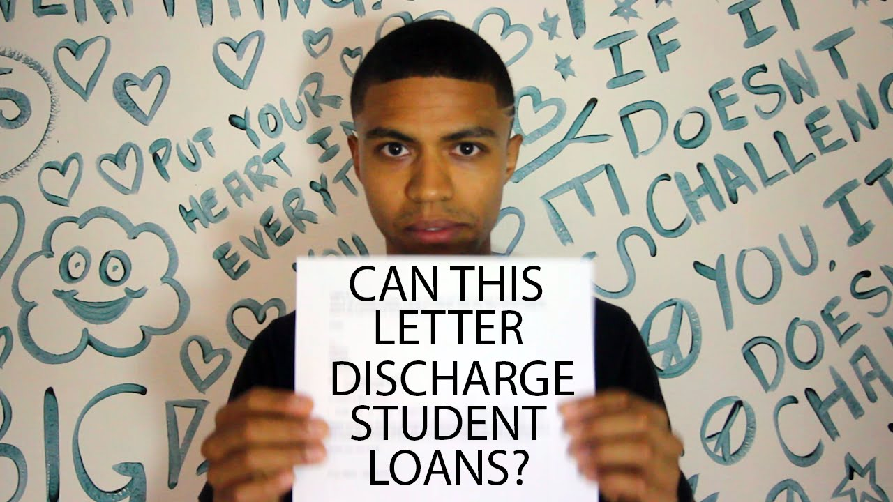 Can This Letter Discharge Your Student Loans?  Youtube. Downtown Hotels San Jose Costa Rica. Recruitment Advertising Ideas. Survey Employee Satisfaction. Technical Schools In Las Vegas Nv. Distance Learning Environmental Engineering. Photography Expert Witness College Joplin Mo. Labor Technical College Spine Works Institute. Cable And Internet Cost Turkey Travel Package