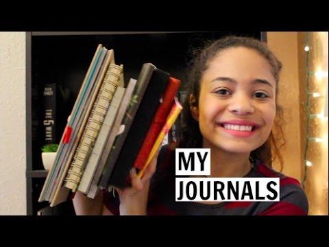 My Journals | JOURNALING SERIES
