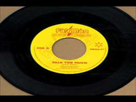 Delroy Wilson - Talk Too Much + Version 7