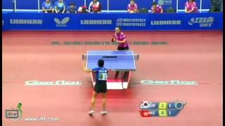 2010 WTTC Park Mi Young vs Tie Yana
