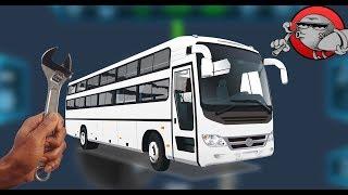 Bus Fix 2019 - РЕМОНТ АВТОБУСОВ