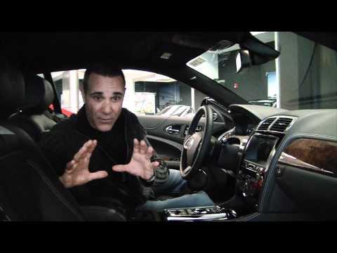 2012 Jaguar XKR Coupe