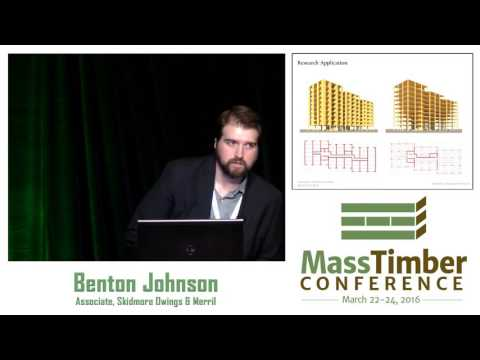 Timber–Concrete Composites — Benton Johnson, Skidmore Owings
