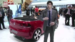 Volkswagen Golf GTI Cabriolet 2013 Videos