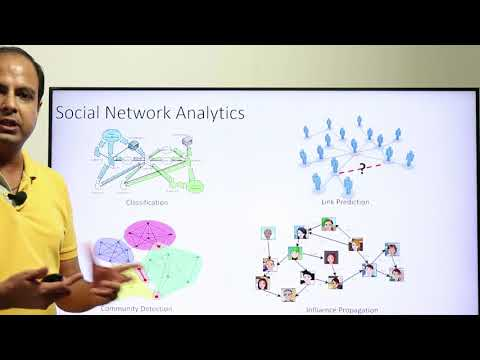 Introduction To Social Network Analytics