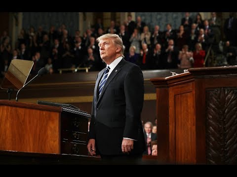 Democrats express doubt about Donald Trump's message of unity in the State of the Union address Mp3