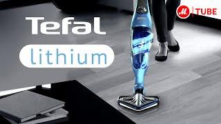 Беспроводной пылесос Airforce Lithium Tefal(, 2017-01-23T23:05:46.000Z)