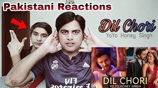Yo Yo Honey Singh: Dil Chori (Video) Simar Kaur, Ishars | Hans Raj Hans | By Pakistani Reactions
