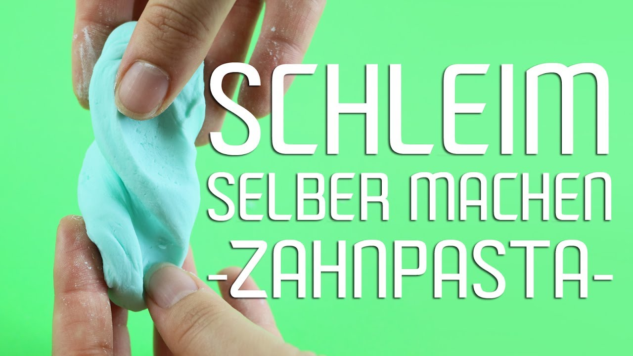 Schleim Selber Machen Diy Anleitung Rezept Mit Und Ohne Kleber