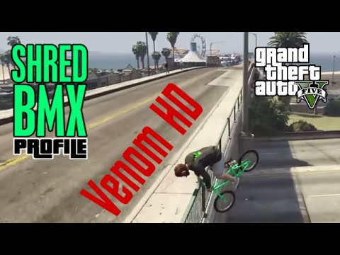 SBMX Profile: VENOM HD (PS4 GTA 5 Stunts)