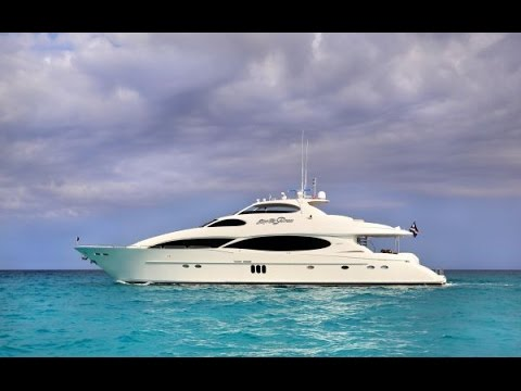 Mega Yacht For Sale Lazzara 106' 2003. Live YOUR Dream Today!
