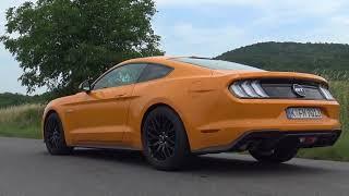 Totalcar teszt: Ford Mustang GT - 2018. Olcsóbban még nem mérték a férfiasságot