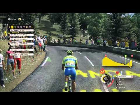 Tour de France 2015 - PS4 - Stage 20 ( Mondane - Alpe D