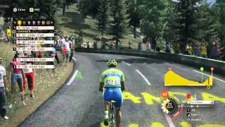 Tour de France 2015 - PS4 - Stage 20 ( Mondane - Alpe D
