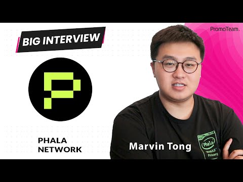 Phala Network CEO Marvin Tong answers community questions   Phala AMA Session by PromoTeam  