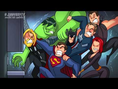 Infinity War - Avengers Parody