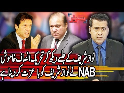 Takrar With Imran Khan - 19 February 2018 - Express News