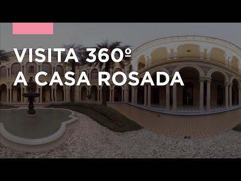 Visita 360 a Casa Rosada