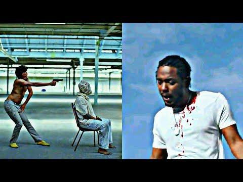 childish gambino x Kendrick lamar king kunta