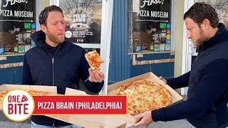 Barstool Pizza Review - Pizza Brain (Philadelphia)