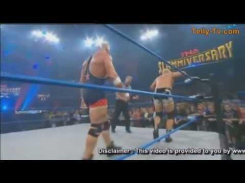 Kurt Angle vs Jeff Jarrett Slammiversary IX (2011) Full Match
