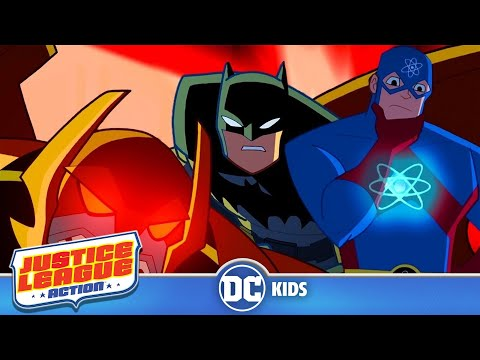 Justice League Action   Dai, Atomo!   Webisode 1