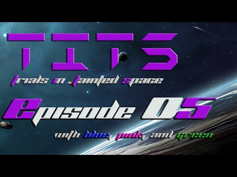 NSFW Trials in Tainted Space w/ Blue, Pink, and Green Ep 5