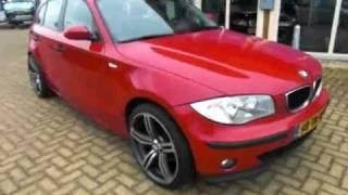 98-TK-HG: BMW 1 Serie 118d 5drs. Exec
