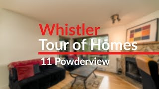 Whistler Tour of Homes - 11 Powderview
