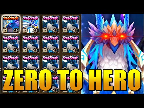 KAHN IS ACTUALLY GOOD NOW! Insane Turn-Cycling | Summoners War