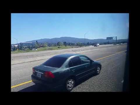 Santa Cruz Orion V 2306 on Highway 17 Express