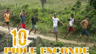 PIQUE ESCONDE 10