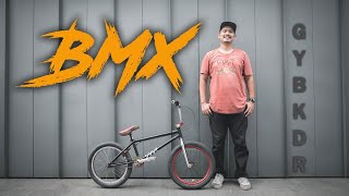 BINCANG BIKE : DIBALIK BMX FEAT. SARKUM